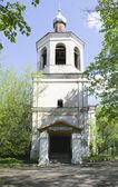 Planetarium z stary klasztor — Zdjęcie stockowe
