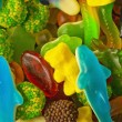 Jelly candies closeup — Stock Photo #13257929