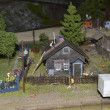 Stock Photo: Country life in miniature