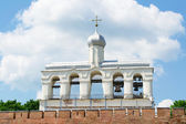 Belfry of St. Sophia Cathedral — Stock Photo