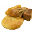 Bread and ears - Stock Photo