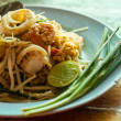 Thai food Pad thai — Foto Stock #31663003