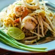 Thai food Pad thai — Foto Stock #31741283
