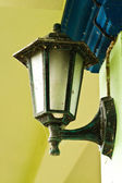 Vintage wall lamp — Stock Photo