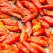 Red hot chili peppers — Stock Photo #33231347