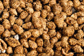 Small pile of turmerics — Stock Photo