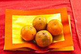 Sinaasappelen — Stockfoto