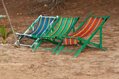 Beach chair — Photo