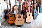 Sada kytary — Stock fotografie