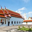 Buddhism temple of most beautiful in Thailand. — Stock Photo #33981861