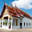 Buddhism temple of most beautiful in Thailand. — Stock Photo #34030531