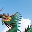 Foto Stock: Dragon