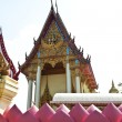 Buddhism temple of the most beautiful in Thailand. — Stockfoto