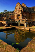 Phanom rung national park in Thailand — Stock Photo