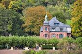 Classic house at Heidelberg Germany — Stock Photo