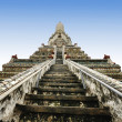Stock Photo: Wat Arun Temple , Bangkok Thailand