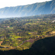 Village at Mount Bromo in Bromo Tengger Semeru National Park — Stock Photo #32303213
