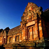 Phanom rung national park at Thailand — Stock Photo