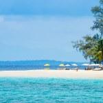 Beautiful tropical beach at Koh Kood island, Thailand — Stock Photo #32893611