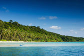 Beautiful tropical beach at Koh Kood island, Thailand — Stock Photo