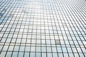 Glass facade of modern building — ストック写真