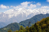 Landscape of mountain at Sikkim , India — Stock Photo