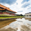 Chiang Kai Shek memorial hall, Taiwan — Stock Photo