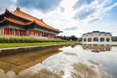 Chiang Kai Shek memorial hall, Taiwan — Zdjęcie stockowe