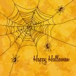 Royalty-Free Stock Vectorielle: Grungy halloween background