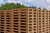 Pallets — Stock Photo