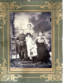 Family photo — Stock Photo