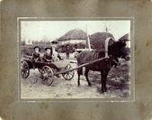 Old photo — Stock Photo
