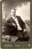 Portrait of a man — Stock Photo