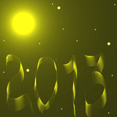 2013 Happy new year — Stock Photo