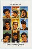 S.TOME E PRINCIPE - CIRCA 2005: stamp printed in S.Tome E Princi — Stock Photo