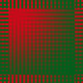 Green and red abstract background with frame — Stock Photo