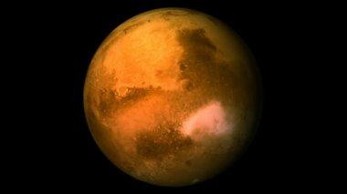 Mars planet. — Stock Video