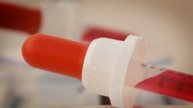 Medical or drug dispenser. Loop — Stock Video