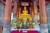 Buddha statues — ストック写真
