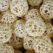 Wicker Ball — Stock Photo