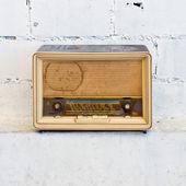 Old Radio — Стоковое фото