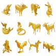 12 Thai Zodiac — Stock Photo