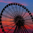 Ferris wheel — Stock Photo #30844769