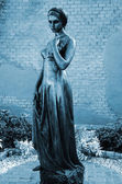 Statue of Juliet — Stock Photo