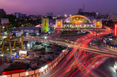 Bangkok Railway Station — Stockfoto