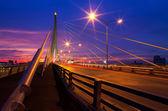 Rama VIII Bridge. — Stock Photo