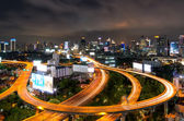 Bangkok Traffic — Stock fotografie