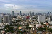 バンコク シティ ビュー — ストック写真