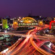 Bangkok Railway Station — Stock Photo