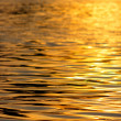 Waves of golden — Stock Photo